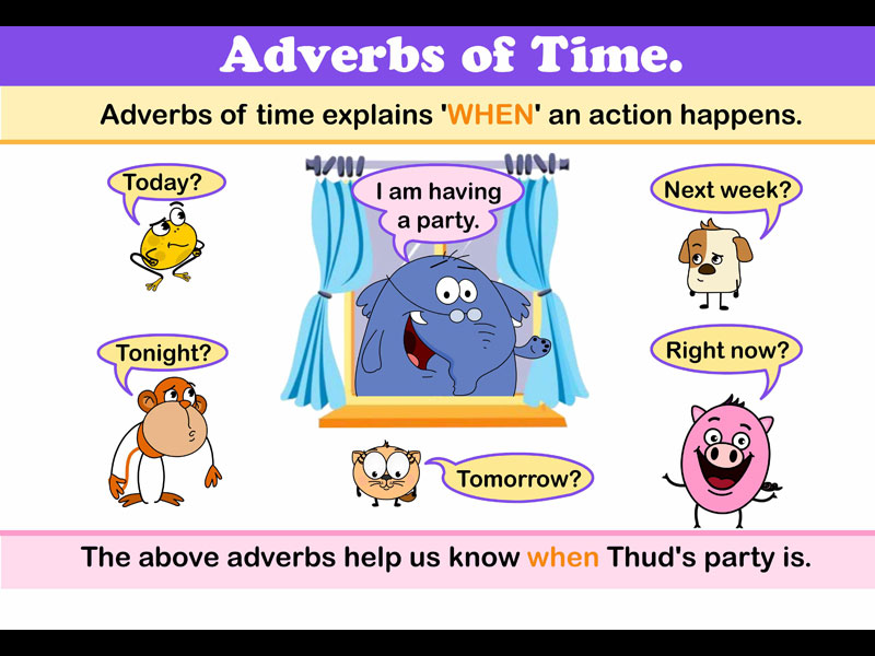 Adverbs (of manner, time, place and frequency) worksheet Free ESL ...