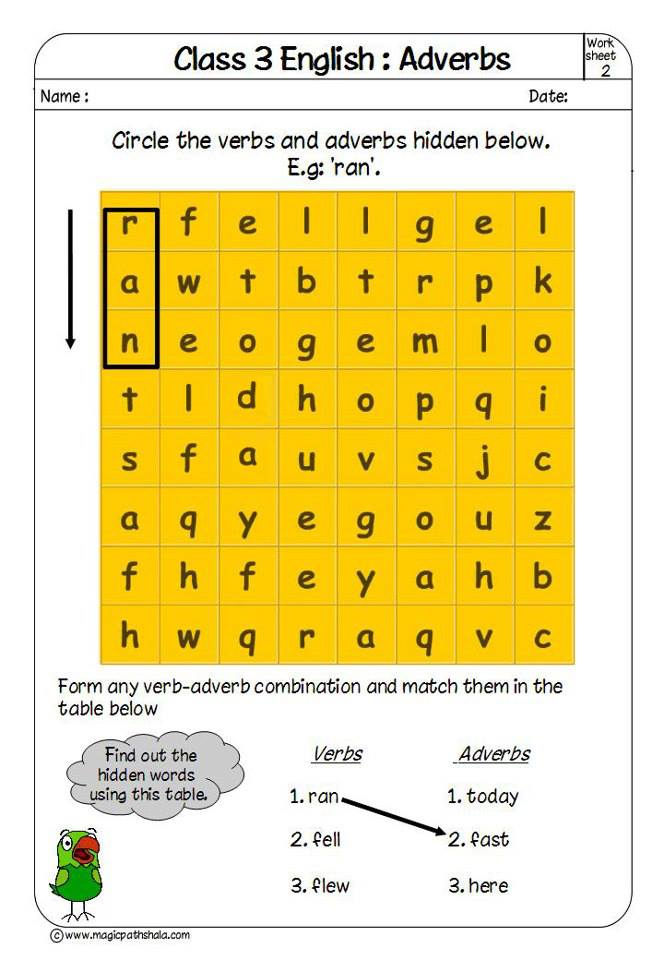 Adverbs For Kids Exercises Worksheets. Adverbs For Kids. Worksheet. Verbs And Adverbs Worksheets At Clickcart.co