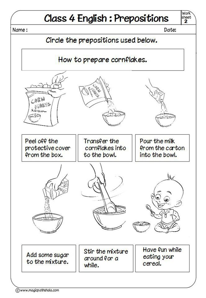 teaching prepositions with the help of A preposition usually comes before a  teaching english to non  we have lesson plans, teaching tips and an extensive english language guide to help you prepare.