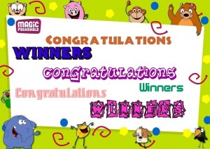 Congratulations to Winners of Teachers Day Contest