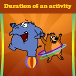 Duration of an activity