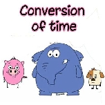 Conversion of time