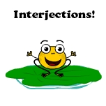 Interjections