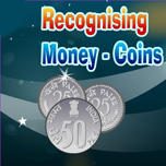 Recognising money-Coins