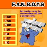 Revise your conjunctions
