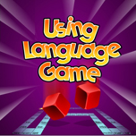 The using language game