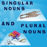 Revising singular and plural nouns