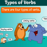 Verbs of all kinds!