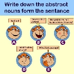 Revising abstract nouns