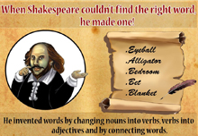 Shakespeare's secret