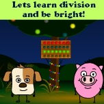 Learn about division