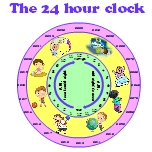 Conversion of 24 hour clock
